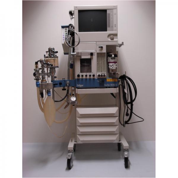 gebrauchte Narkosegeräte Sulla 808V Dräger Gebrauchtgeräte Tiermedizin