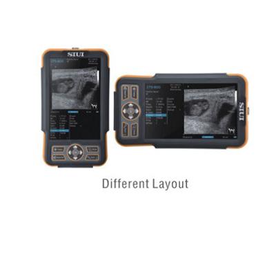 mobiles Ultraschallsystem für Nutztiere