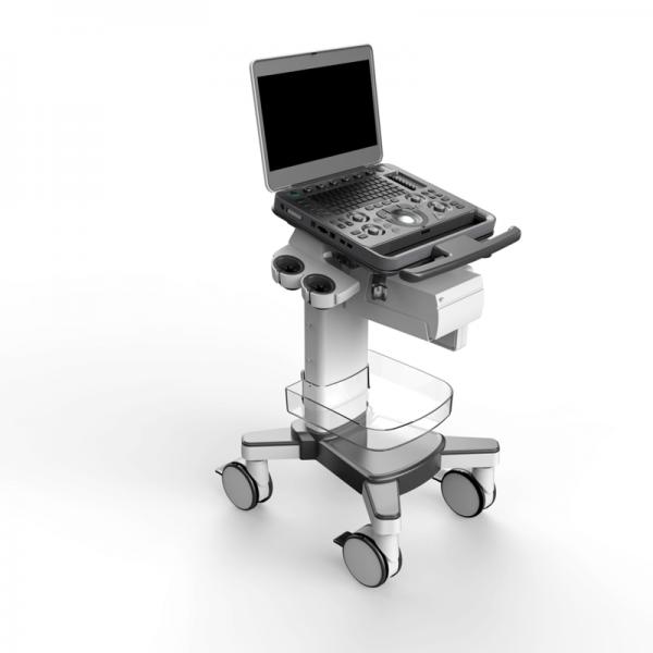 mobiles Ultraschallgerät mit Fahrwagen