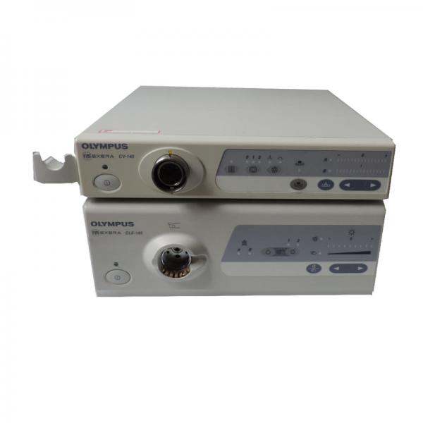 Videoprozessor und Lichtquelle Olympus gebraucht