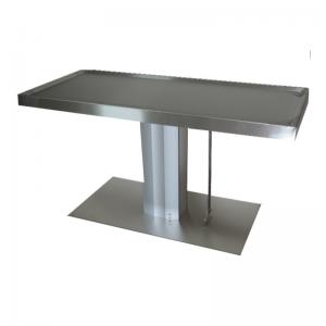 Säulenhubtisch, OP-Tisch
